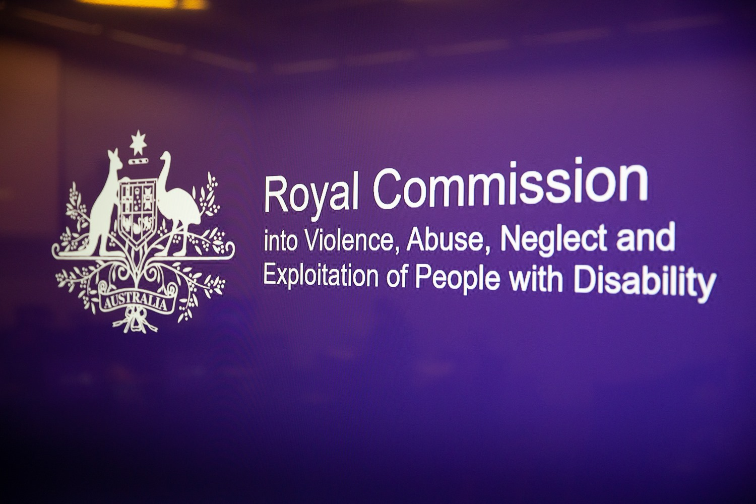 Royal Commission into Violence, Abuse, Neglect and Exploitation