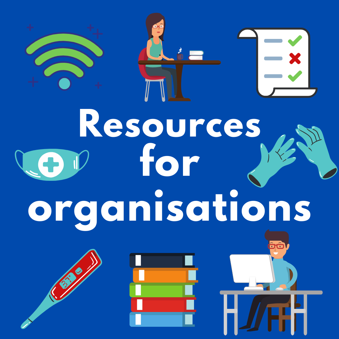 Resource for organisations