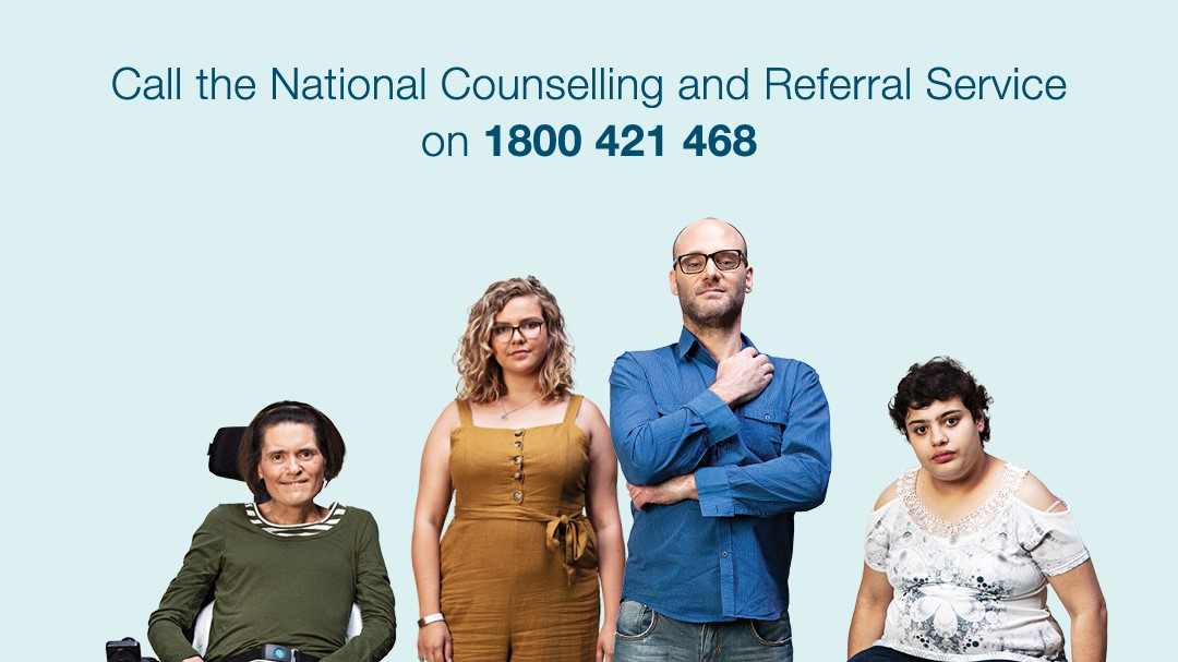 National Counselling and Referral Service Extends its Areas of Support